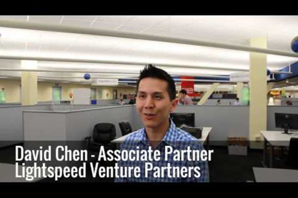 Photo of David Chen, Partner at Lightspeed Venture Partners