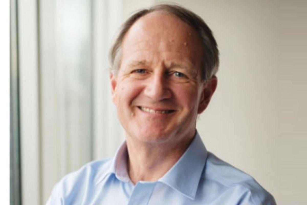 Photo of Richard Mackellar, Managing Partner at Chrysalix Venture Capital