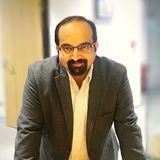Photo of Abhishek Prasad, Managing Partner at Cornerstone Venture Partners