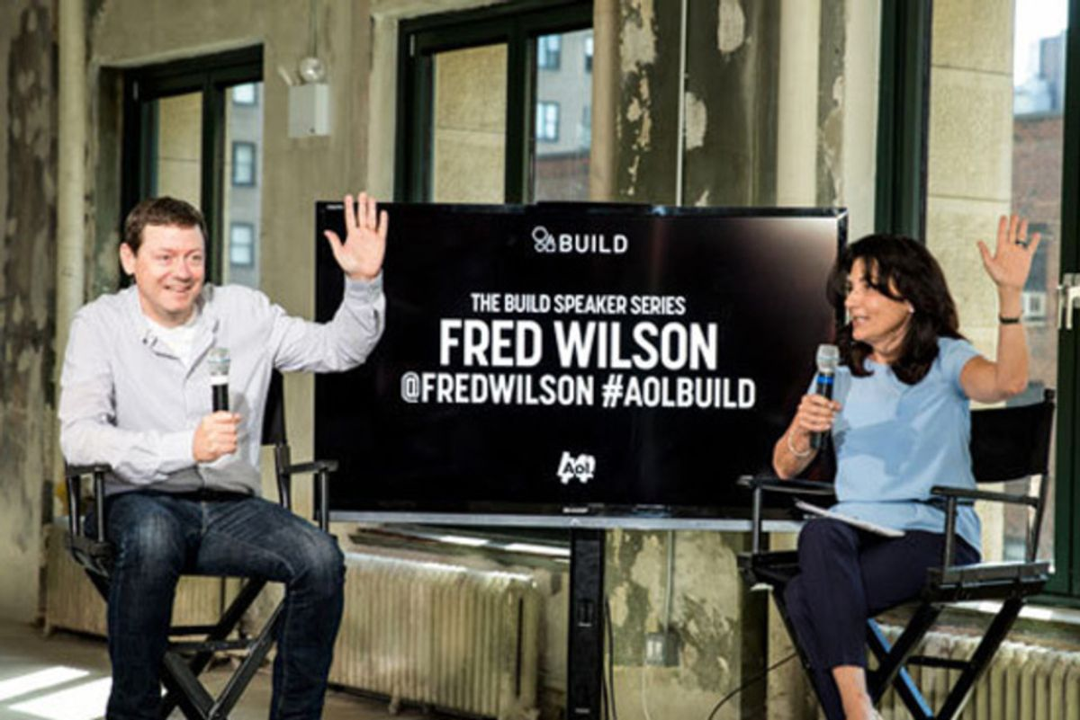 Photo of Fred Wilson, Partner at Union Square Ventures