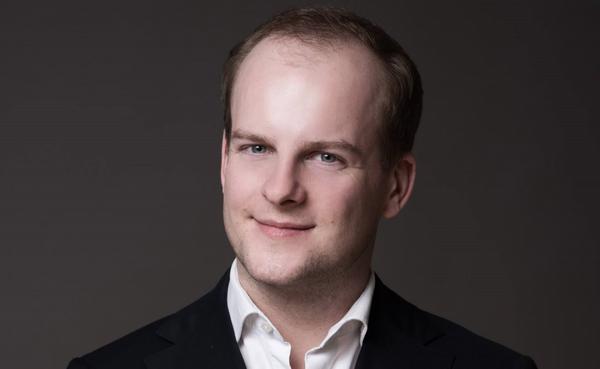 Photo of Rokas Peciulaitis, Managing Partner at Contrarian Ventures
