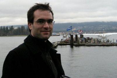 Photo of Alex Binkley, Partner at Third Kind Ventures
