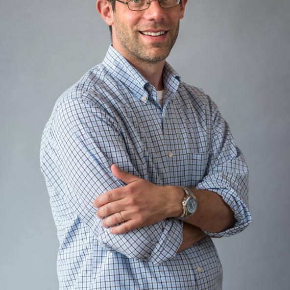 Photo of Ben Wiener, General Partner