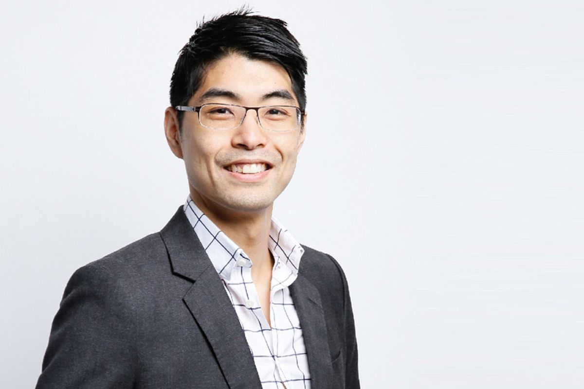 Photo of Saemin Ahn, Managing Partner at Rakuten Ventures