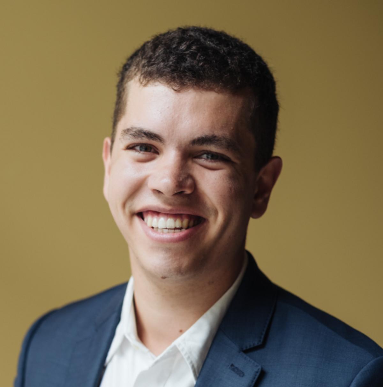 Photo of Bruno Faviero, Managing Partner at Graduate Fund