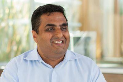 Photo of Pravin Vazirani, Menlo Ventures