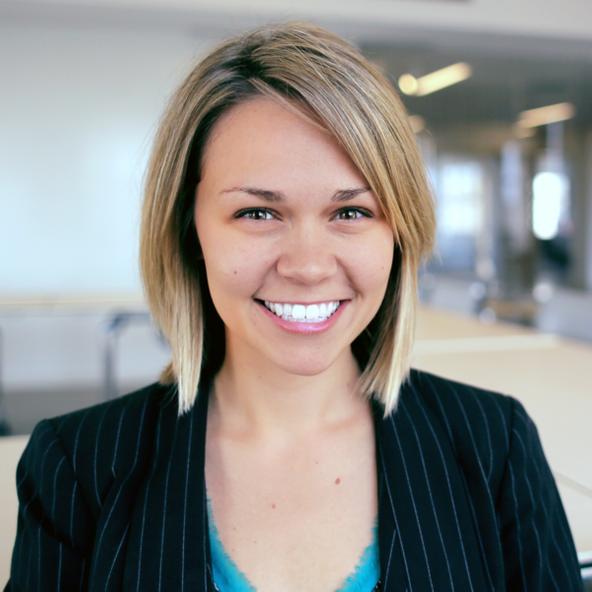 Photo of Brittany Laughlin, Managing Partner at Lattice Ventures