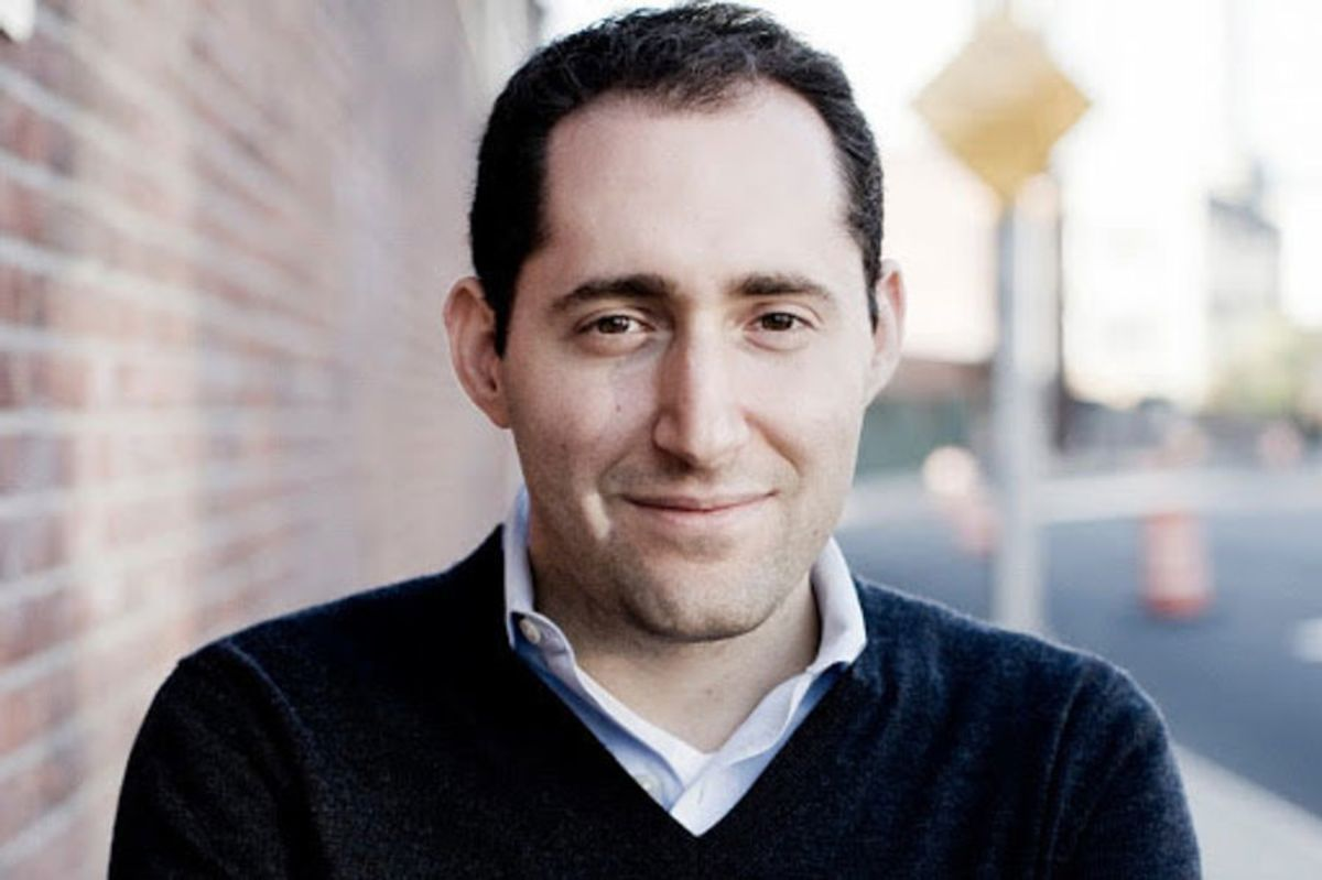 Photo of Eric Paley, Managing Partner at Founder Collective