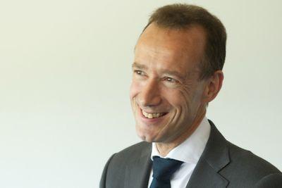 Photo of Patrick Polak, Managing Partner at Newion Investments