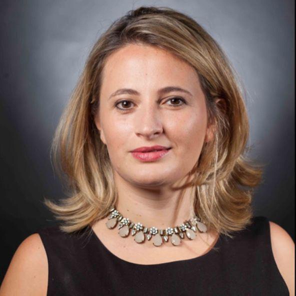 Photo of Darya Fuks, iAngels