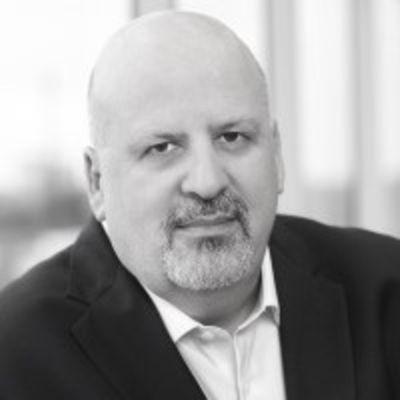 Photo of Don Faria, Intel Capital