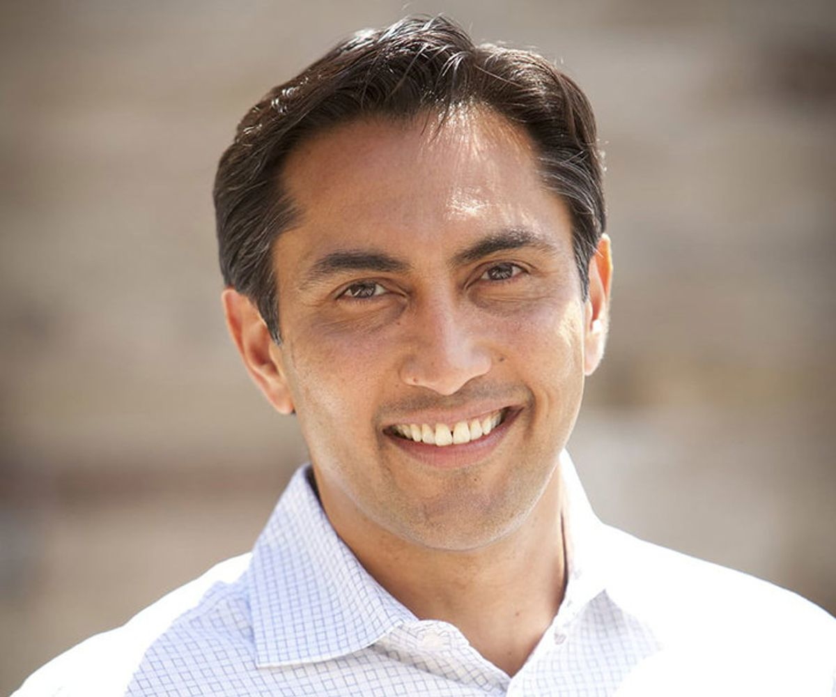 Photo of Ullas Naik, General Partner at Streamlined Ventures