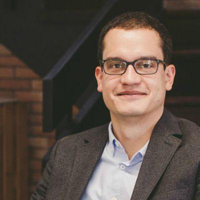 Photo of Adrián García, Managing Partner at Carao Ventures