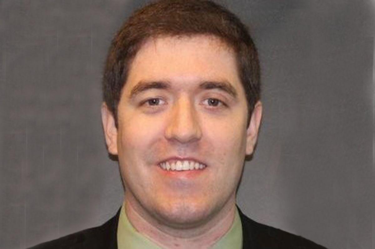 Photo of Eric Rhine, Cisco Investments