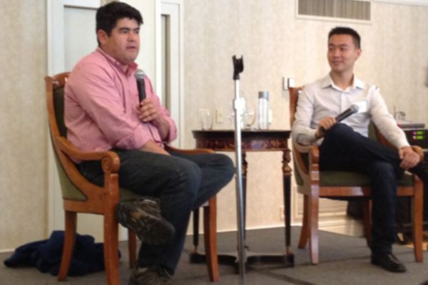 Photo of David Sze, Partner at Greylock