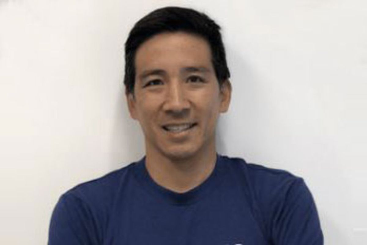 Photo of Eric Chen, Partner at OVO Fund