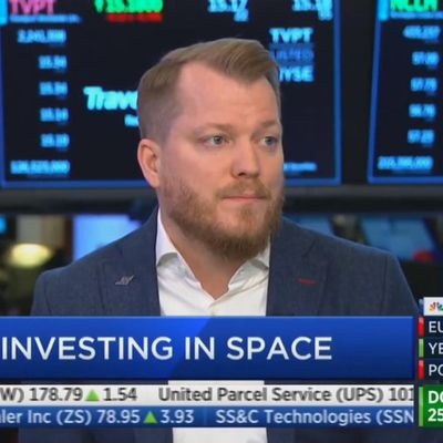 Photo of Chad Anderson, Managing Partner at Space Capital