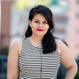 Photo of Nadia Boujarwah, Partner at Founder Collective