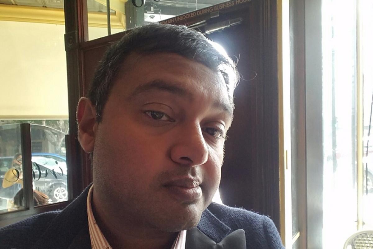 Photo of Nish Nadaraja
