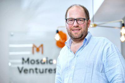 Photo of Simon Levene, Partner at Mosaic Ventures