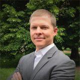 Photo of Eric Kapinus, International Accelerator