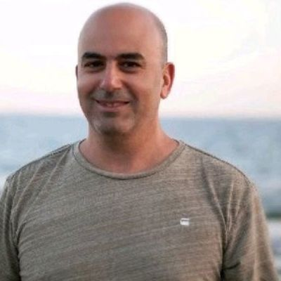 Photo of Nimrod Kimchi, Curious Minds Israel