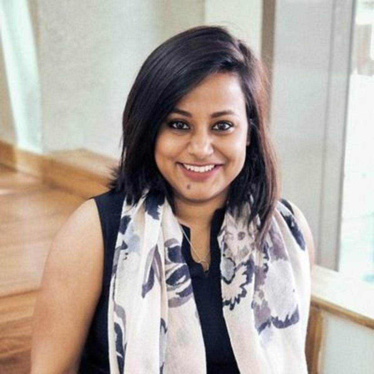 Photo of Nruthya Madappa, Managing Partner at CoWrks Foundry