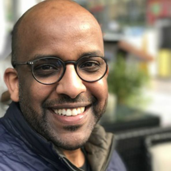 Photo of Nabil  Borhanu, Managing Partner at Graphene Ventures
