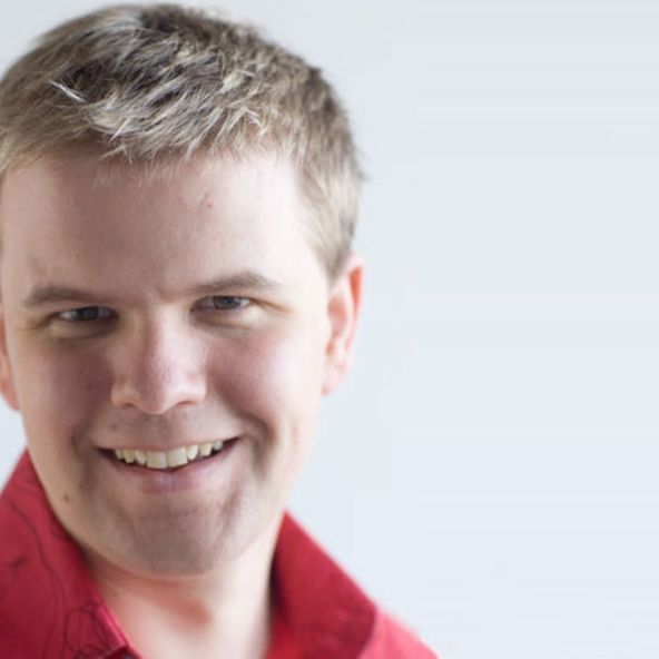 Photo of Bruno Bowden, Partner at Data Collective