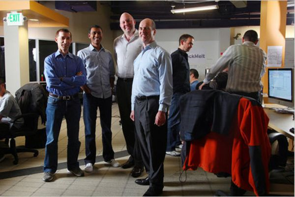 Photo of Eric Vishria, General Partner at Benchmark