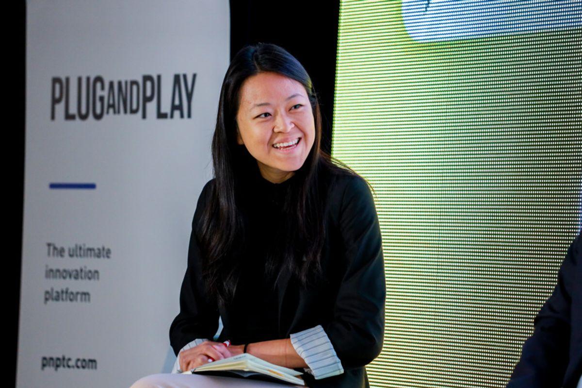 Photo of Angela Shi, Investor at Plug & Play Ventures