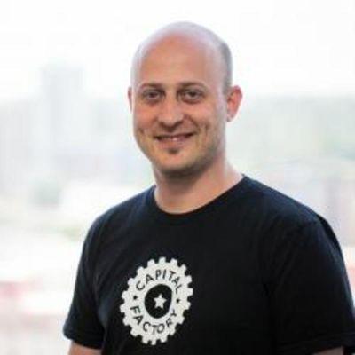 Photo of Joshua Baer, Managing Partner at Capital Factory