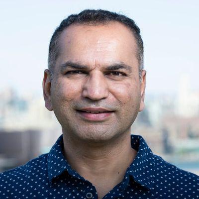 Photo of Seetharam Venkatesh, Partner at Capital One Ventures