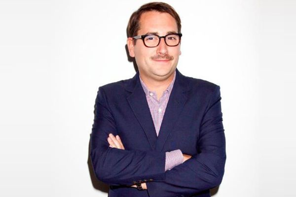 Photo of Felix Petersen, Managing Director at Samsung NEXT
