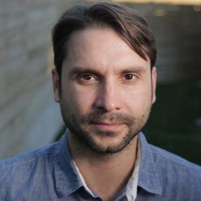 Photo of Dan Bragiel, i/o Ventures