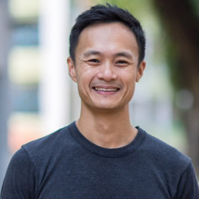 Photo of Eddy Lee, Managing Partner at Coffee Ventures