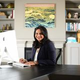 Photo of Ruchi Sanghvi, South Park Commons