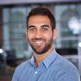 Photo of Kareem Zaki, General Partner at Thrive Capital