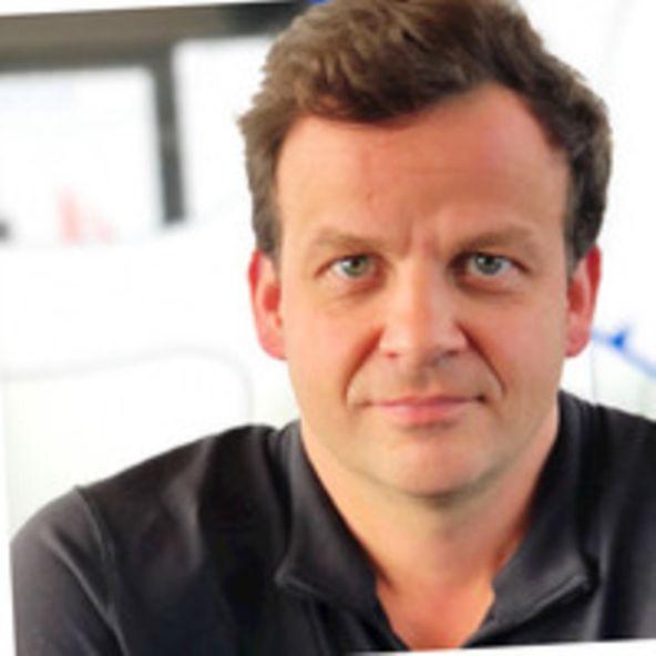 Photo of Philipp Stauffer, General Partner at Fyrefly VC
