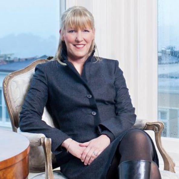 Photo of Sonja Perkins, Managing Partner at The Perkins Fund