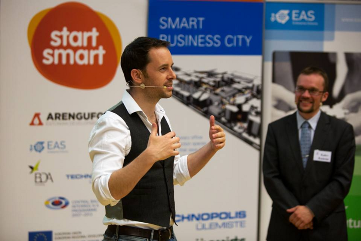 Photo of Andrew J Scott, General Partner at 7percent Ventures