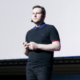 Photo of Mikhail Kalashnikov, Principal at FunCubator