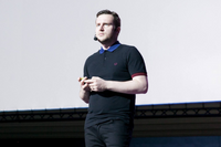 Photo of Mikhail Kalashnikov, Principal at FunCubator
