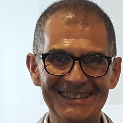 Photo of Michael Paris