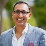 Photo of Ram Jambunathan, Managing Partner at SAP.iO