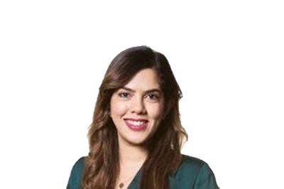 Photo of Trisha Harry, Investor at HPE Ventures