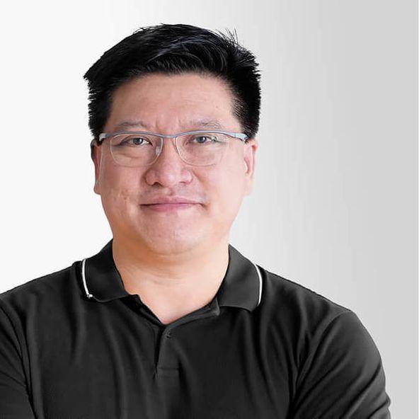 Photo of Sonny Vu, Managing Partner at Alabaster