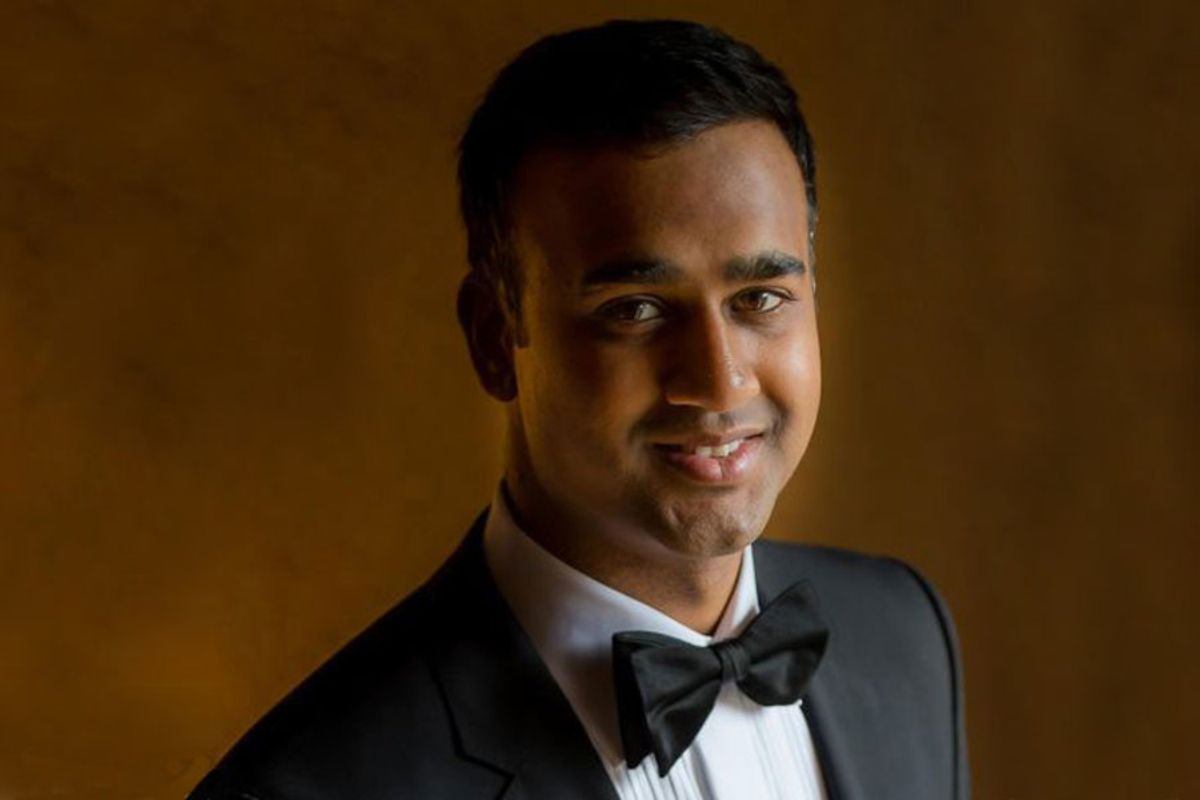 Photo of Aniq Rahman, Partner at Vast Ventures
