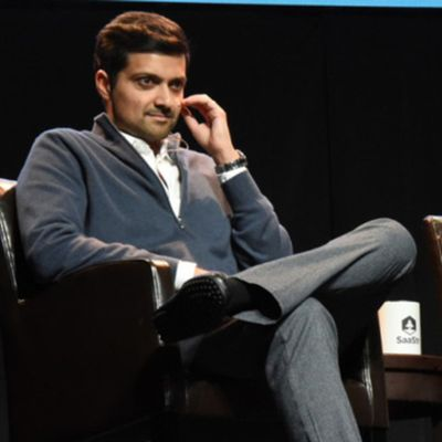 Photo of Mamoon Hamid, General Partner at Kleiner Perkins Caufield & Byers