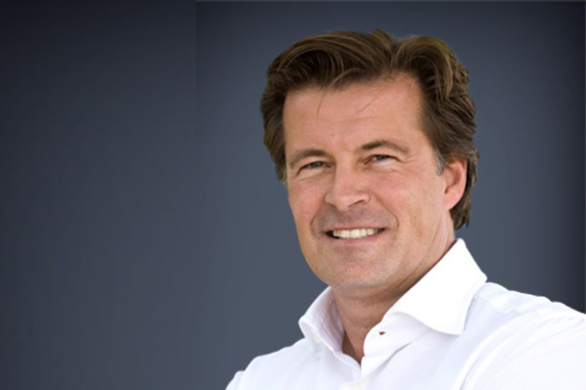 Photo of Hubert Deitmers, Managing Partner at Endeit Capital